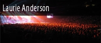 2011 Laurie Anderson Dates