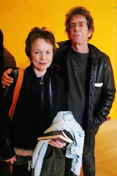 Laurie Anderson Tickets Chandler Center For The Arts