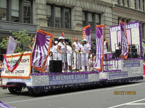 Lavender Light Gospel Choir New York