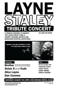 Layne Staley Tribute Seattle Tickets