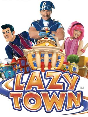 Lazytown Live The Pirate Adventure Show 2011