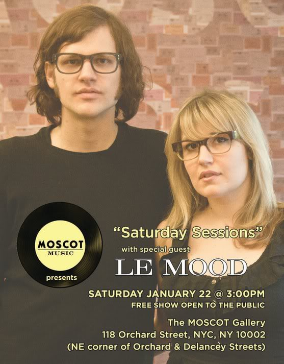 Le Mood Tickets Gramercy Theatre