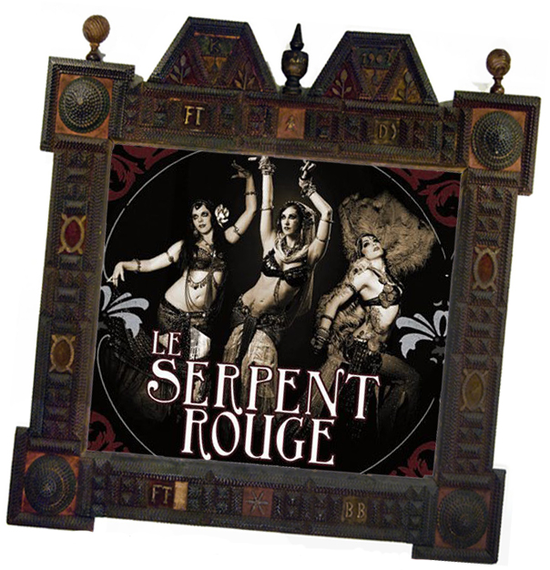 Le Serpent Rouge Concert