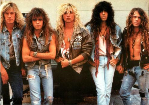 Tour Dates Leatherwolf 2011