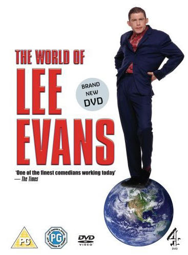 Tickets Lee Evans