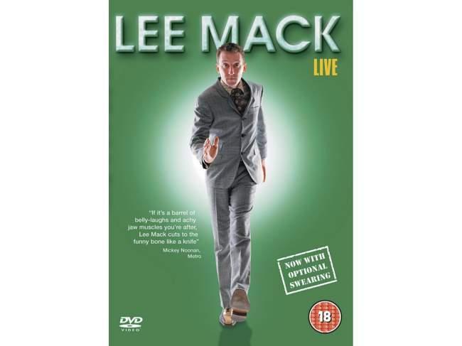 Lee Mack Tickets Cliffs Pavilion