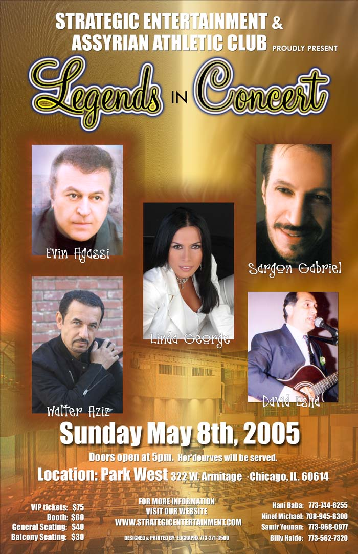 Legends And Memories Concert Spartanburg Memorial Auditorium