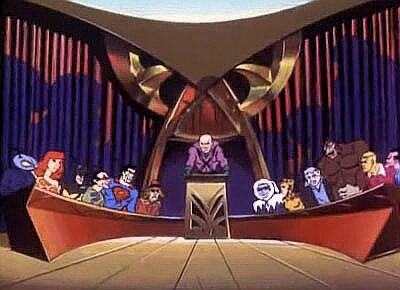 2011 Legion Of Doom