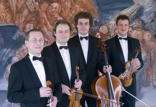 Dates 2011 Leipzig String Quartet