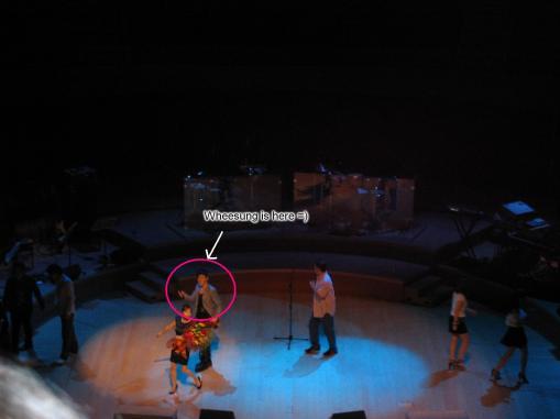 Dates Tour 2011 Lena Park