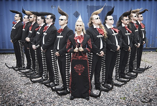 Leningrad Cowboys 2011 Tour Dates
