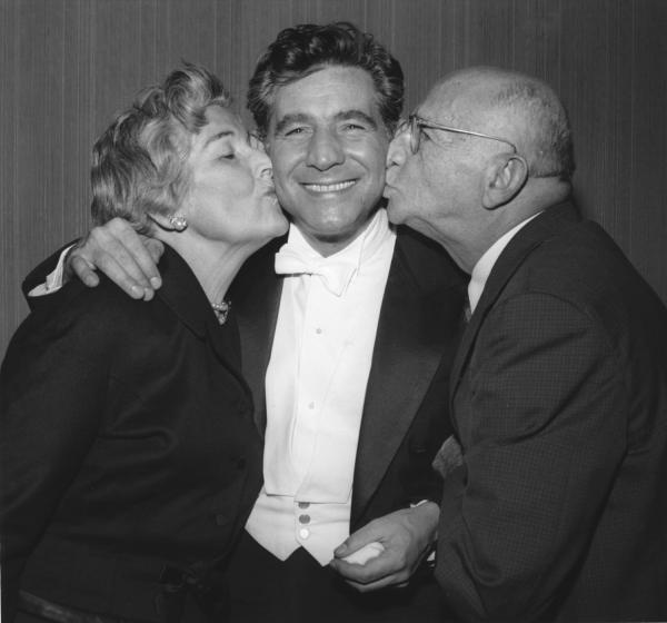 2011 Dates Tour Leonard Bernstein