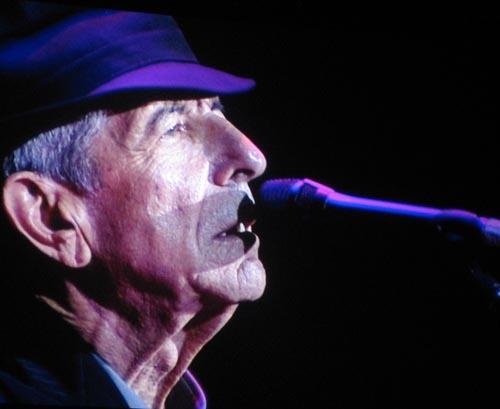 2011 Leonard Cohen