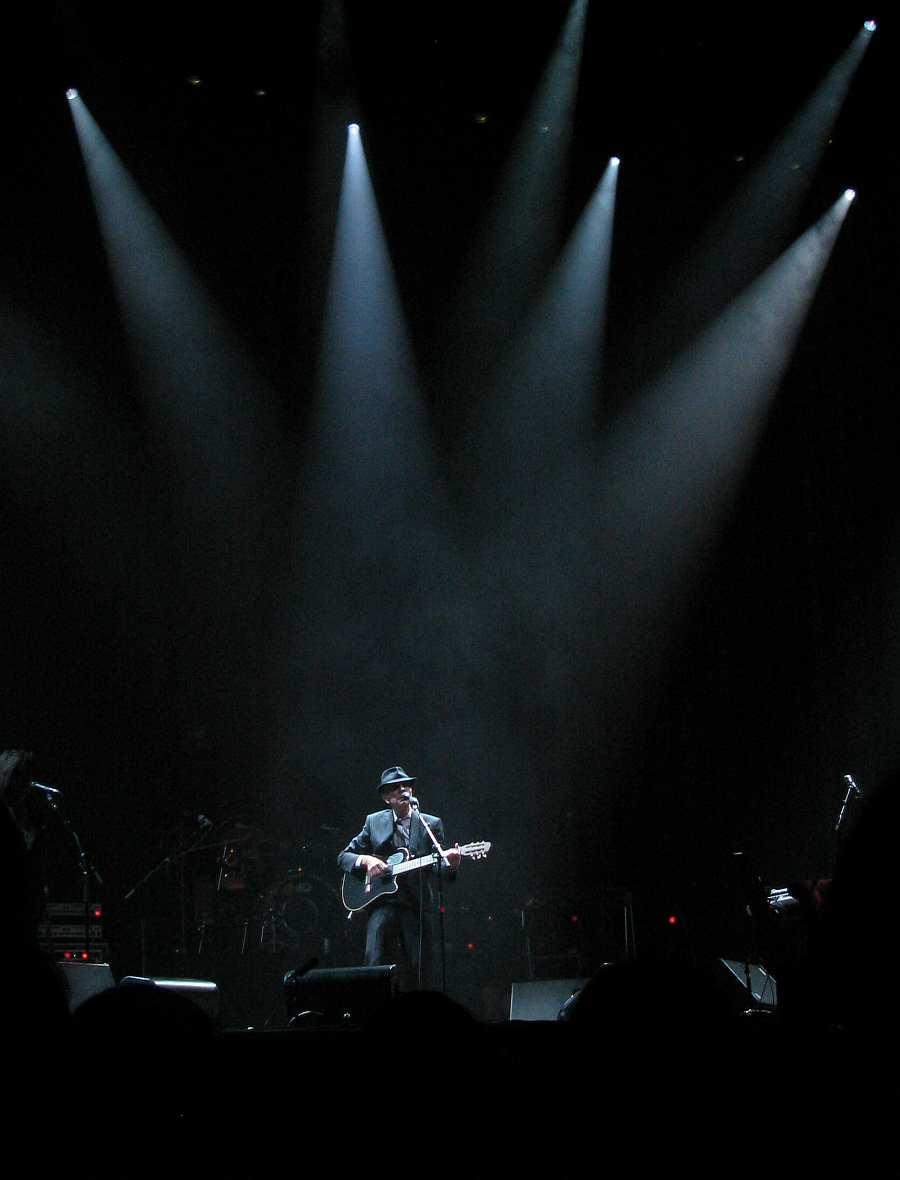 2011 Show Leonard Cohen