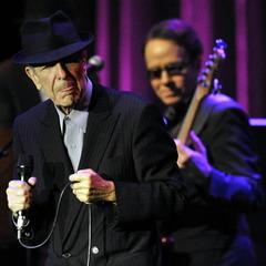 Dates Leonard Cohen 2011