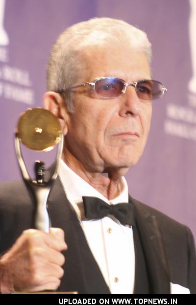 Dates Tour Leonard Cohen 2011