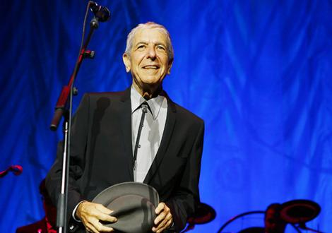 Leonard Cohen Tickets Save On Foods Memorial Centre