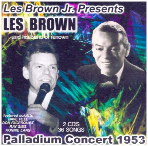 Les Brown 2011 Dates Tour