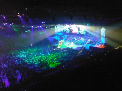 Concert Les Enfoires
