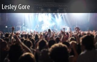 2011 Dates Lesley Gore