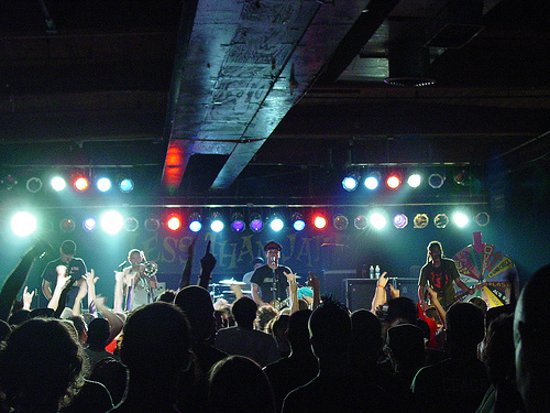 Less Than Jake 2011 Dates