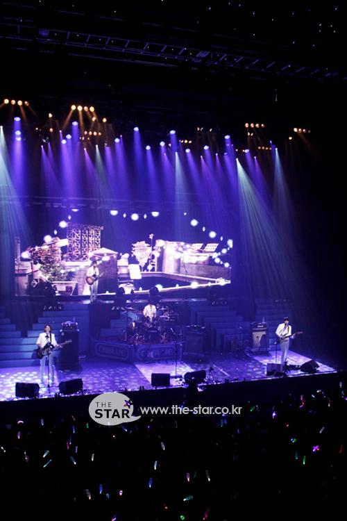 Let S Go Crazy Concert