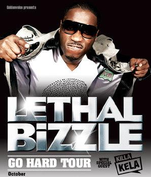 Show Lethal Bizzle 2011