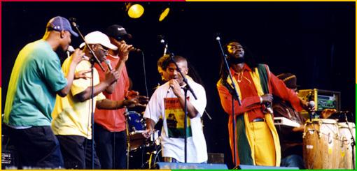 Show 2011 Levi Roots
