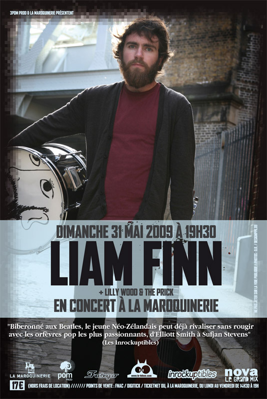 Liam Finn Bush Hall