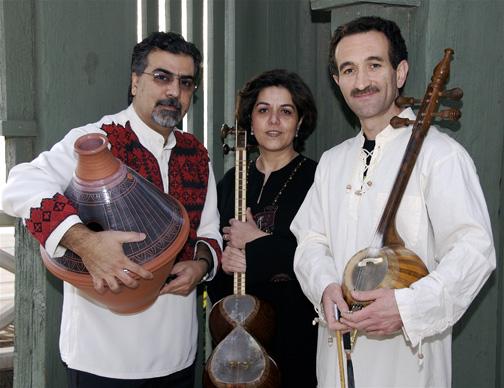 Lian Ensemble Dates 2011