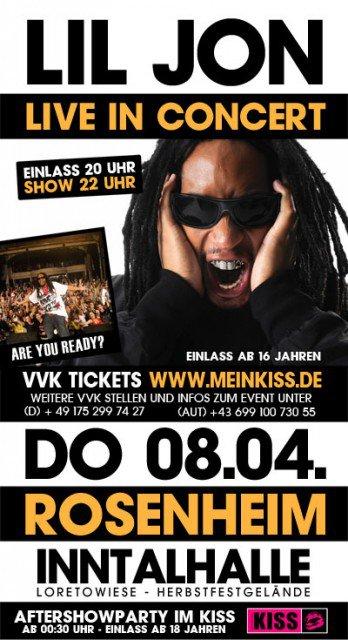 Lil Jon Las Vegas Tickets - 2017 Lil Jon Tickets Las Vegas ...