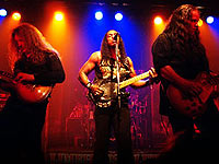 Limehouse Lizzy Preston