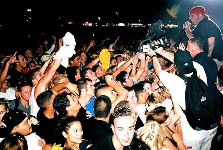 Limp Bizkit Concert