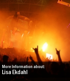 Lisa Ekdahl O2 Shepherds Bush Empire
