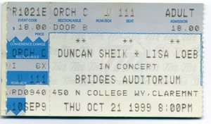 Concert Lisa Loeb