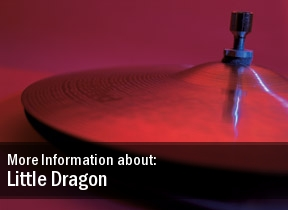 Little Dragon Tickets Santa Cruz