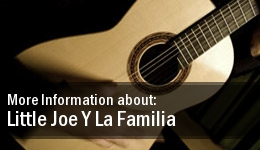 Little Joe Y La Familia Tucson Tickets