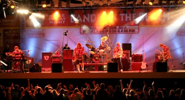 Live On 2011