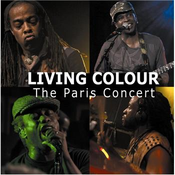 Dates Living Colour Tour 2011