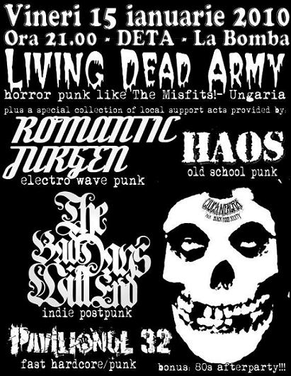Concert Living Dead
