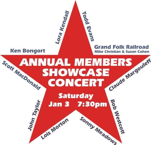 2011 Show Local Artist Showcase