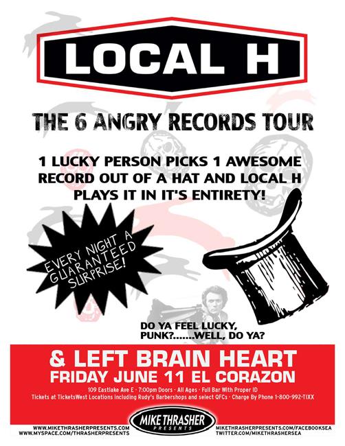 2011 Local H Dates