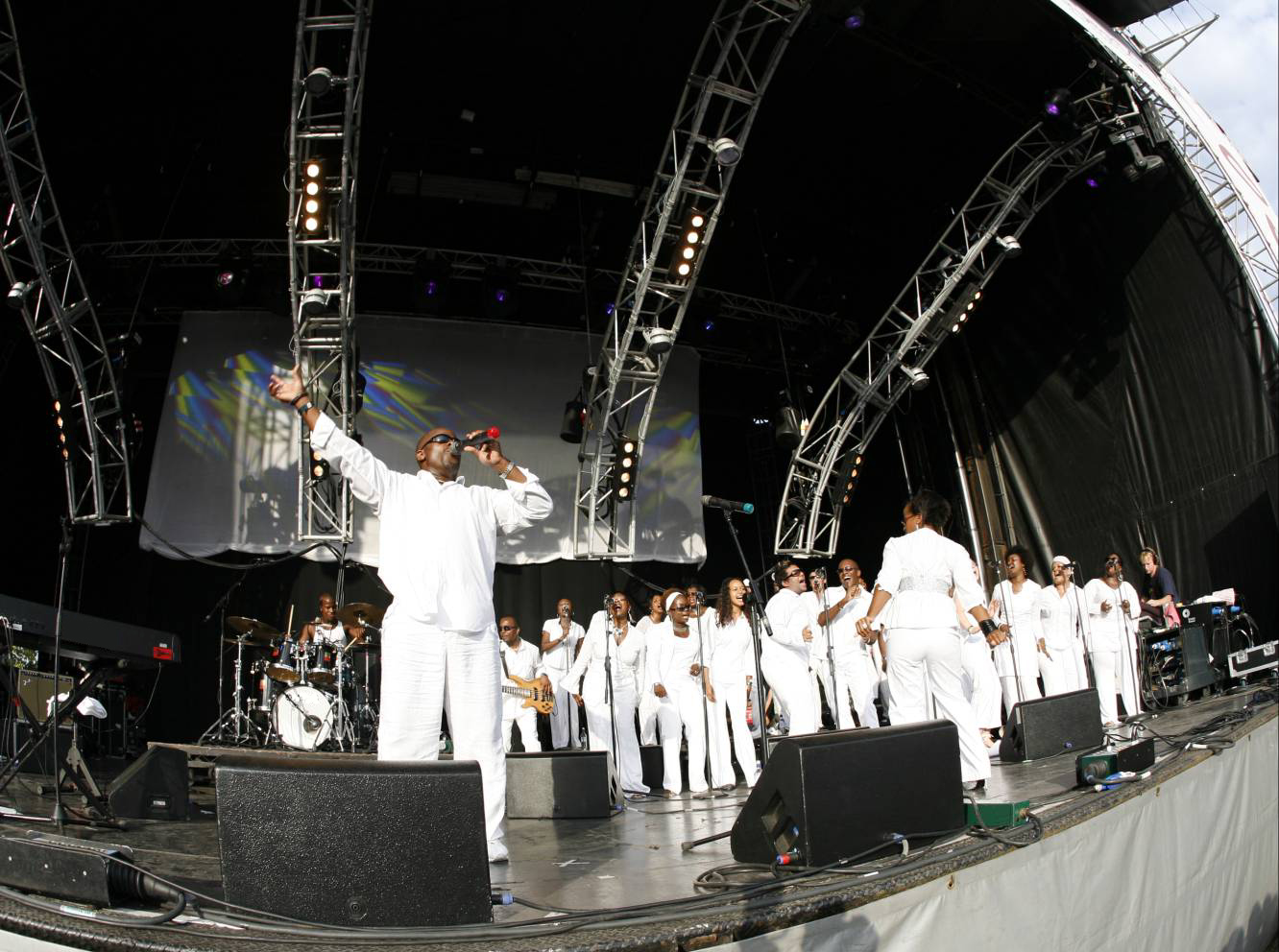 2011 Dates London Community Gospel Choir