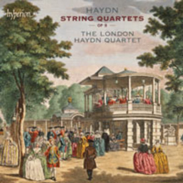 London Hadyn Quartet New York NY