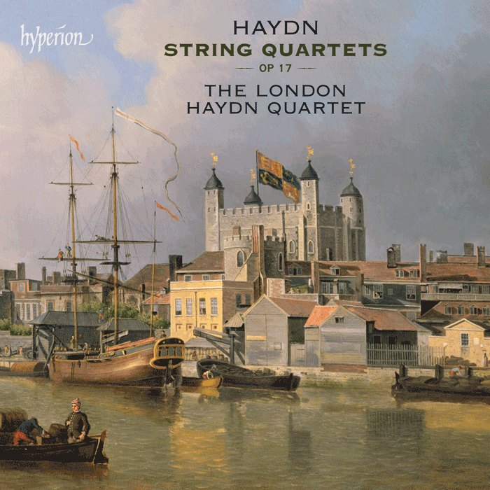 London Hadyn Quartet Concert