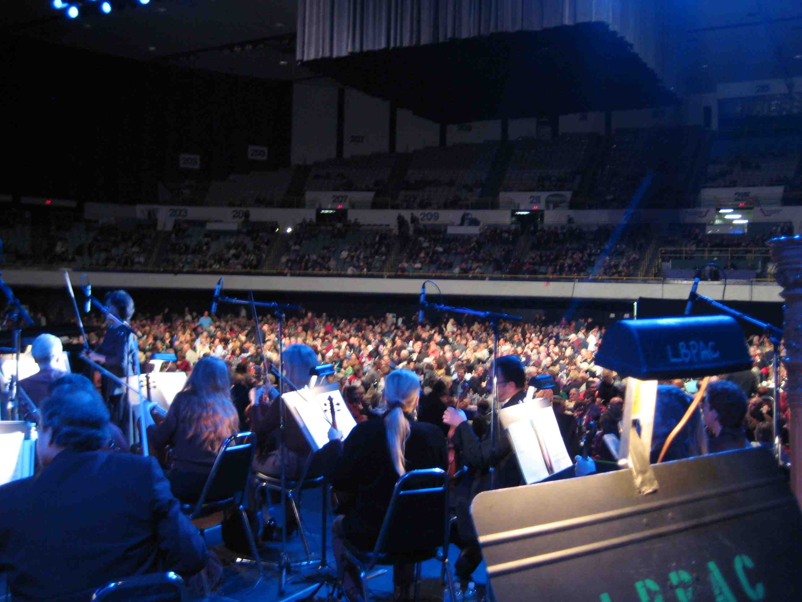 Long Beach Symphony Tickets Long Beach Arena Long Beach Convention Center