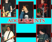 Los Adolescent S Tickets Wonderland Ballroom