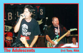 Los Adolescent S Dates 2011 Tour