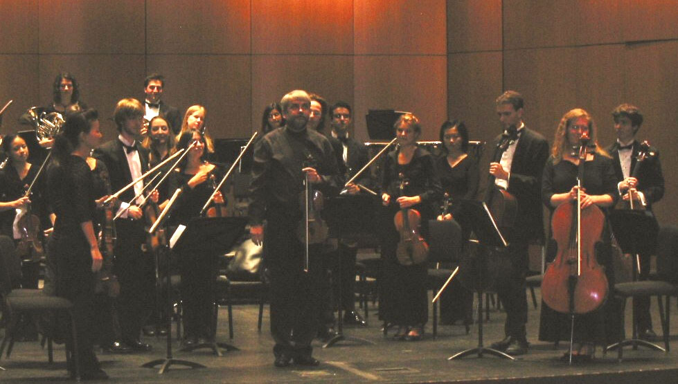 2011 Dates Los Angeles Chamber Orchestra