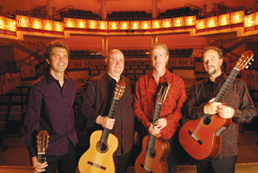 Los Angeles Guitar Quartet Tickets Cerritos Center